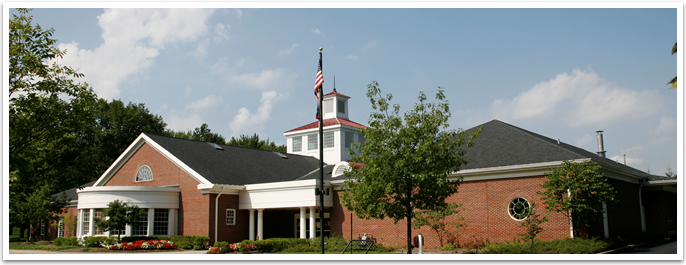 picture of the north ridgeville library